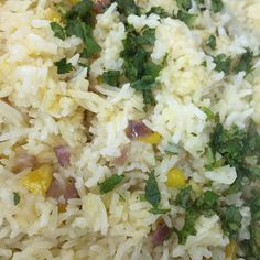 It's the perfect pilaf #cateringworks