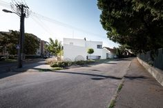 White Cubes House by at26 architecture & design | Photographed by Peter Čintalan