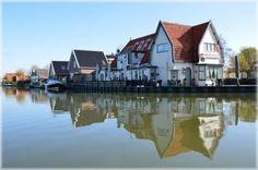 Holanda, bicicleta y barco en un mismo pack