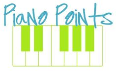 The Teaching Studio: New Printable: Piano Point Card Incentive program