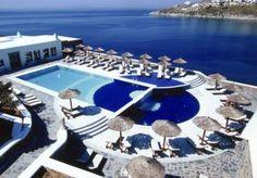 Hotel Tagoo, Mykonos, Greece