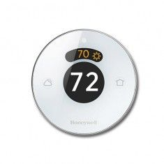 Lyric thermostat ($279), by the Fortune 100 home and business infrastructure company Honeywell, makes the Nest look like an idiot.