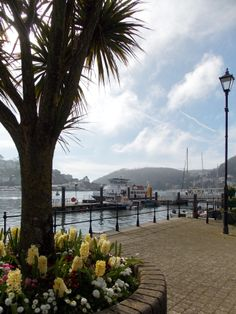 Dartmouth Quay, Devon, England, By B Lowe