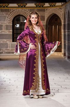Collection of fashion Turkish