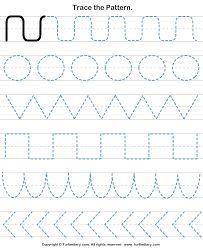 Resultado de imagen para line pattern worksheets