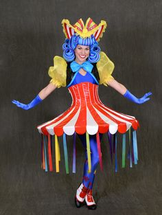 A Sneak Peek at Eight Disney Festival of Fantasy Parade Costumes ...