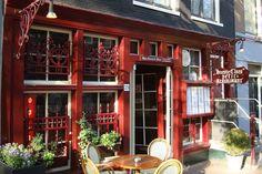 Restaurant Haesje Claes - Onze Zalen