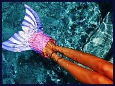 I am a mermaid at heart