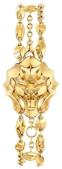 Chanel's Sous le Signe du Lion collection / bracelet / Inna Erten