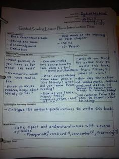 Guided Reading Sample Schedule And Ideas On What Guiding Reading