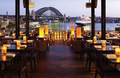 Cafe Sydney, Sydney