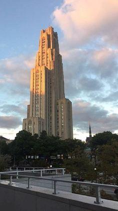 Hugh Henry Brackenridge established The University of Pittsburgh (Pitt) on February 28, 1787.