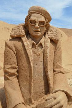 12th International Sand Sculpture Festival – FIESA 2014. Algarve, Portugal