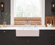 Farmhouse Fabulous: All About Apron Sinks