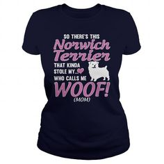 Awesome Norwich Terrier Dogs Lovers Tee Shirts Gift for you or your family your friend:  Norwich Terrier Tee Shirts T-Shirts