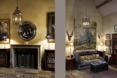 Charles Edwards Living Room Gallery