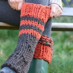 Leg Warmers Knitting Pattern - Knit Free Patterns