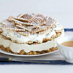 Een prachtige taart