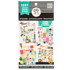 The Happy Planner Productivity Sticker Book 985 Stickers Me /& My Big Ideas for sale online
