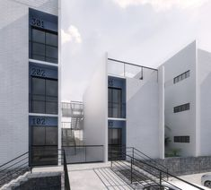 Térreo Arquitetos - Edifício Multifamiliar Multi Story Building, Architects