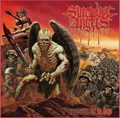 Suicidal Angels - Division Of Blood 3.5/5 Sterne