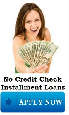 No credit check installment loans are exclusive financial assistance for all types of applicants to easily fulfill all unforeseen fiscal worries at the time with installments scheme. Read more...