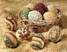 Wheel of the Year: Ostara Spring Equinox Vernal Equinox. Earthy eggs for the Spring Equinox.