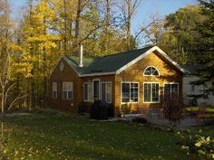 Peaceful+Lakefront+Cottage+'On+Golden+Pond'+++Vacation Rental in Northern Michigan from @homeaway! #vacation #rental #travel #homeaway