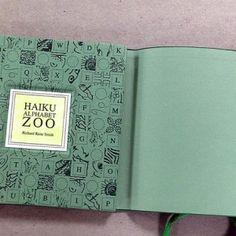 Richard Reitz Smith – Haiku Alphabet Zoo (Deluxe Color) - $695