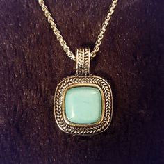 Outstanding turquoise necklace! Designer inspired Jewelry Necklaces
