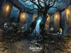 Wish Tree by ~VityaR83 on deviantART