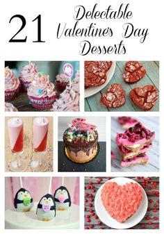 21 Valentine's Day Desserts + Tasty Tuesday - The Mommy Mix
