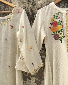 Ayinat #Details #handembroidery #springsummer #summerwhites