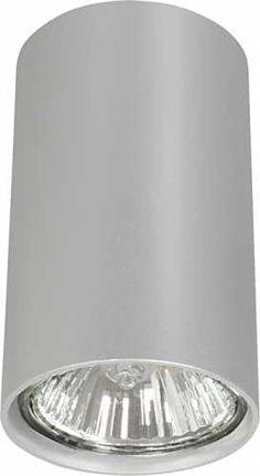 Spot sufitowy plafon Nowodvorski Eye 1x35W GU10 srebrny 5257 - wysyłka w 24h