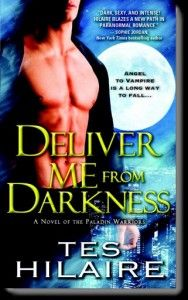 Deliver Me From Darkness by Tes Hilaire. Paranormal fantasy with a hint of romance. Follows Roland, a Paladin Warrior (God's angels who volunteered to serve as protectors of humans from evil and demons). Pretty good read.