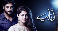 Watch Anabiya Episode 21 20th August 2016 Full HD Online on Ary Digital