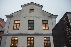 Facade of Stockholm Stadsmuseum