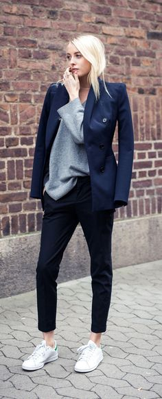 Amazing Outfit Ideas That Show You How To Wear A Sneaker