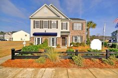 Myers Mills (Eastwood Homes)- Summerville, SC New Homes in Summerville South Carolina New Homes in Charleston South Carolina - Eastwood Homes