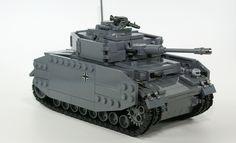 Legos, Lego Ww2 Tanks, Easy Lego Creations, Pirate Lego, Lego Soldiers, Lego Guns, Lego Army, Lego Craft, Panzer Iv