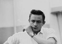40 Cool Pics of a Young Johnny Cash in the and Early ~ vintage everyday Rock Artists, Music Artists, Young Johnny Cash, Johnny Cash Tattoo, Johnny And June, Nights In White Satin, Gentleman Quotes, Cover Songs, Gospel Music