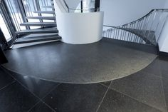 Dronning Maudsgate 11, Oslo - Respo Terazzo Oslo, Terrazzo, Stairs, Home Decor, Travertine, Stairway, Decoration Home, Room Decor, Staircases