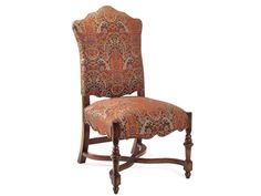 Shop for John Richard Tuscan Side Chair, AMF-05-1066, and other Dining Room Chairs at High Country Furniture Design in Waynesville, NC - North Carolina.