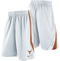 Nike Men s Texas Longhorns White Pre-Game Shorts - Dick s Sporting Goods -   40 - 2005 823c8db3ba49