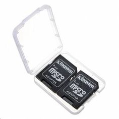 Micro SD SDHC MMC CF Memory Card Plastic Clear Holder Box Storage Case Box Storage, Camera Case, Card Reader, Sd Card, Plastic Case, Usb Flash Drive, Memories, Cards, Memoirs