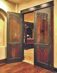 bedroom doors!