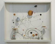 "Abraham Palatnik ""Kinetic Object C-15"" 1969"
