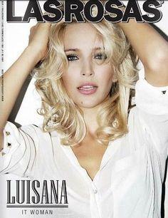 Luisana Lopilato Magazine Cover Photos - List of magazine covers featuring Luisana Lopilato aka Mrs.Buble..