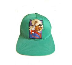 Boné Vintage Snapback Ligeirinho Looney Tunes Six Flags Seis Bandeiras,  Looney Tunes, Boné Regulável a1740dd6e0