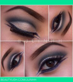 Arabic inspired! | Joycelyn L.'s (Jlinhh) Photo | Beautylish